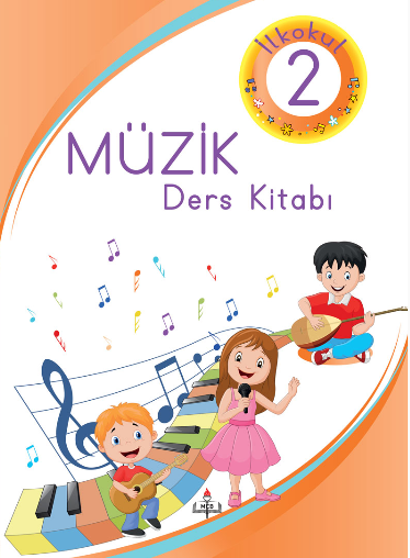 2018-2019 Yılı 2.Sınıf Müzik MEB Yayınları Ders Kitabı pdf