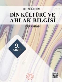 2019-2020 Yılı 9.Sınıf Din Kültürü ve Ahlak Bilgisi Ders Kitabı (MEB) pdf indir