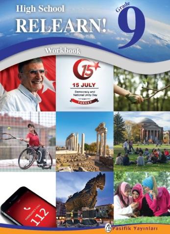2019-2020 Yılı 9.Sınıf İngilizce Çalışma Kitabı (Pasifik Yayınları) pdf indir