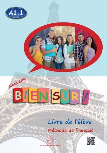 11.Sınıf Fransızca A1.1 Ders Kitabı (MEB) pdf indir
