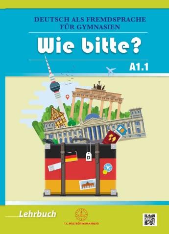 2020-2021 Yılı 10.Sınıf Almanca A.1.1 Ders Kitabı (MEB) pdf indir