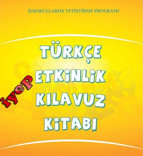 İYEP Türkçe Etkinlik Kılavuz Kitabı - pdf