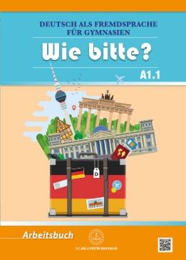 2019-2020 Yılı 11.Sınıf Almanca A.1.1 Çalışma Kitabı (MEB) pdf indir