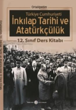 12.Sınıf Türkiye Cumhuriyeti İnkılap Tarihi ve Atatürkçülük Ders Kitabı (Semih Yayınları) pdf indir