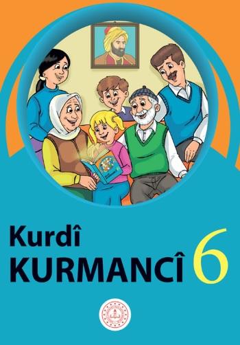 6.Sınıf Kurdi Kurmanci Ders Kitabı pdf indir