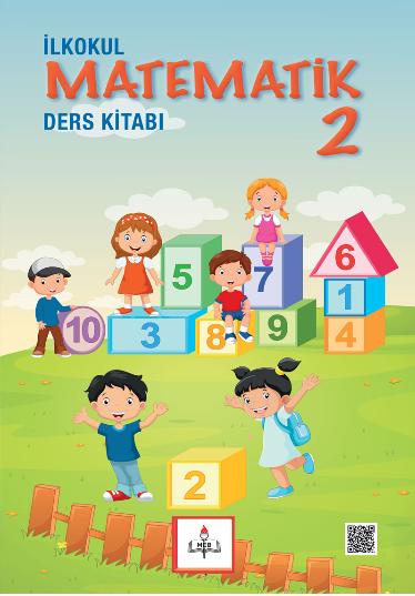 2018-2019 Yılı 2.Sınıf Matematik MEB Yayınları 2 Ders Kitabı (2.bölüm) pdf