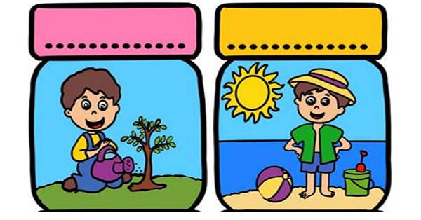 Mevsimler Aylar Pano Etkinliği - 1