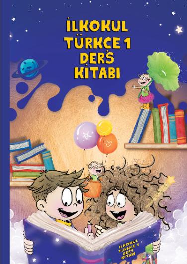 2018-2019 Yılı 1.Sınıf Türkçe MEB Yayınları Ders Kitabı pdf
