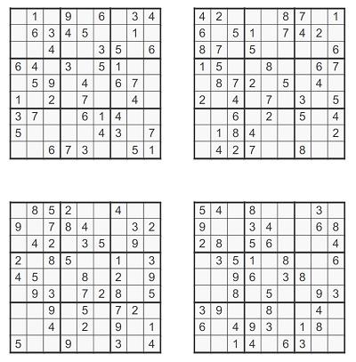 Orta Seviye Sudoku 10