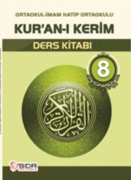 8.Sınıf Kuranı Kerim Ders Kitabı (SDR Dikey) pdf indir