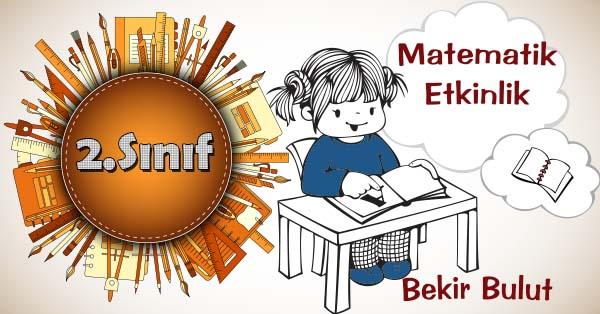 2.Sınıf Matematik Geometrik Cisimleri Tanıyalım Kazanım Testi
