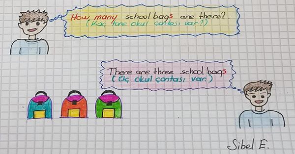 2.Sınıf İngilizce Unit 5 Colours Ders Notları