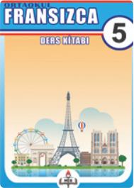 Açık Öğretim Ortaokulu Fransızca 5 Ders Kitabı pdf indir