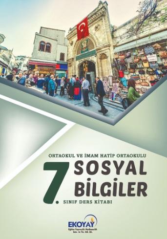 2020-2021 Yılı 7.Sınıf Sosyal Bilgiler Ders Kitabı (Ekoyay) pdf indir