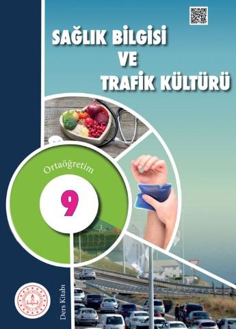 2019-2020 Yılı 9.Sınıf Sağlık Bilgisi ve Trafik Kültürü Ders Kitabı (MEB) pdf indir
