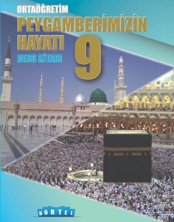 2019-2020 Yılı 9.Sınıf Peygamberimizin Hayatı Ders Kitabı (Dörtel) pdf indir