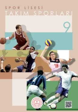 Spor Lisesi 9.Sınıf Takım Sporları Ders Kitabı pdf indir