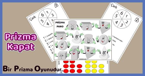 Prizma Kapat - Prizma oyunu