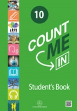 10.Sınıf İngilizce Ders Kitabı - Count Me In (MEB) pdf indir