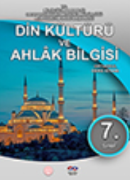Açık Öğretim Ortaokulu Din Kültürü ve Ahlak Bilgisi 7 Ders Kitabı pdf indir