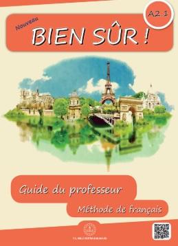 2020-2021 Yılı 9.Sınıf Fransızca A2.1 Öğretmen Kitabı (MEB) pdf indir