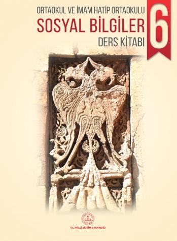 2020-2021 Yılı 6.Sınıf Sosyal Bilgiler Ders Kitabı (MEB) pdf indir