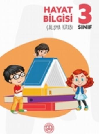 3.Sınıf Hayat Bilgisi Bakanlık Destek Kitabı Öğrenci Çalışma Kitabı pdf indir