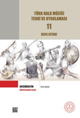 Güzel Sanatlar Lisesi 11.Sınıf Türk Halk Müziği Teori ve Uygulaması Ders Kitabı pdf indir