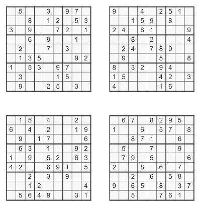 Orta Seviye Sudoku 2