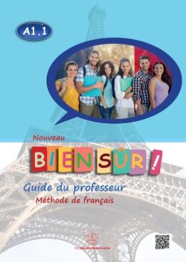 10.Sınıf Fransızca A1.1 Öğretmen Kitabı (MEB) pdf indir