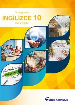 10.Sınıf İngilizce Ders Kitabı (Gizem Yayıncılık) pdf indir