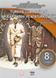 Açık Öğretim Ortaokulu TC İnkılap Tarihi ve Atatürkçülük 8 Ders Kitabı pdf indir
