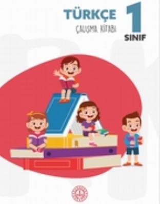 1.Sınıf Türkçe Bakanlık Destek Kitabı Öğrenci Çalışma Kitabı pdf indir