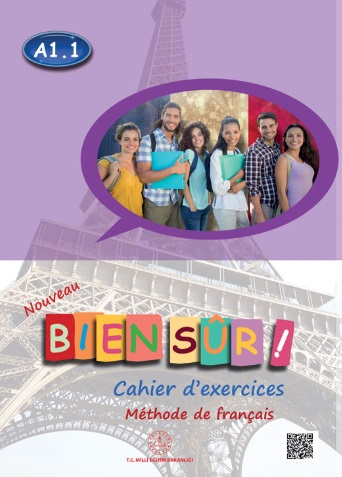 10.Sınıf Fransızca A1.1 Çalışma Kitabı (MEB) pdf indir