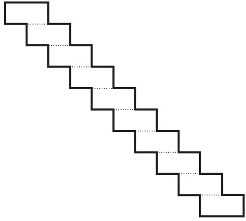 10'lu basamak şablon