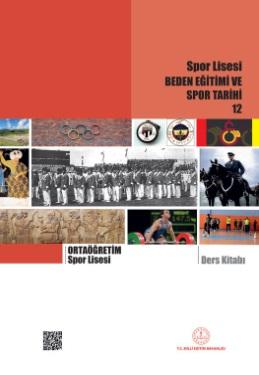Spor Lisesi 12.Sınıf Beden Eğitimi ve Spor Tarihi Ders Kitabı pdf indir