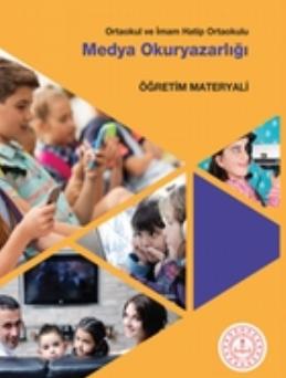 2020-2021 Yılı 8.Sınıf Medya Okuryazarlığı Öğretim Materyali (MEB) pdf indir