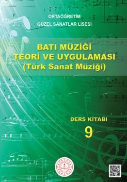 Güzel Sanatlar Lisesi 9.Sınıf Batı Müziği Teori ve Uygulaması (TSM) Ders Kitabı pdf indir