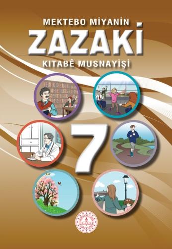 7.Sınıf Zazaki Ders Kitabı pdf indir