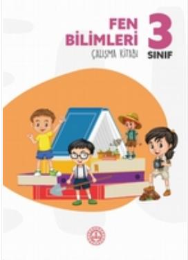 3.Sınıf Fen Bilimleri Bakanlık Destek Kitabı Öğrenci Çalışma Kitabı pdf indir