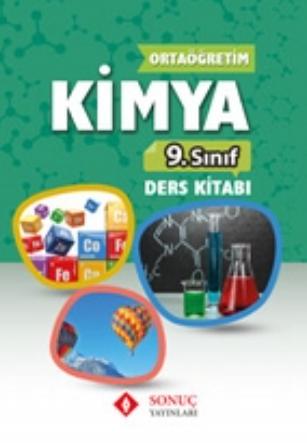 2020-2021 Yılı 9.Sınıf Kimya Ders Kitabı (Sonuç Yayınları) pdf indir