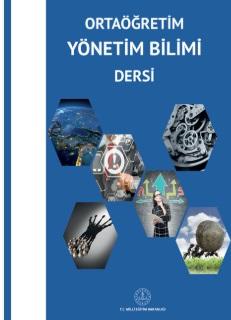2019-2020 Yılı 9.Sınıf Yönetim Bilimi Ders Kitabı (MEB) pdf indir