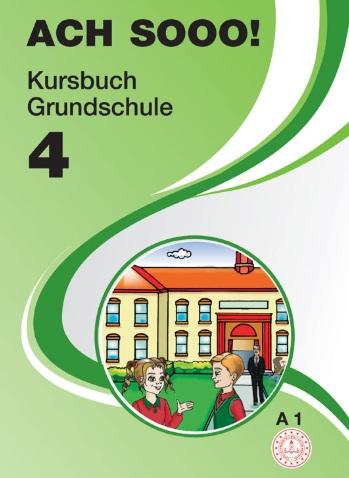 2019-2020 Yılı 4.Sınıf Almanca Ach Sooo Ders Kitabı (MEB) pdf indir