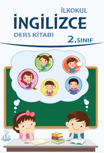 2018-2019 Yılı 2.Sınıf İngilizce Bilim ve Kültür Yayınları Ders Kitabı pdf