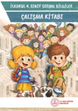 4.Sınıf Sosyal Bilgiler Öğrenci Çalışma Kitabı pdf indir