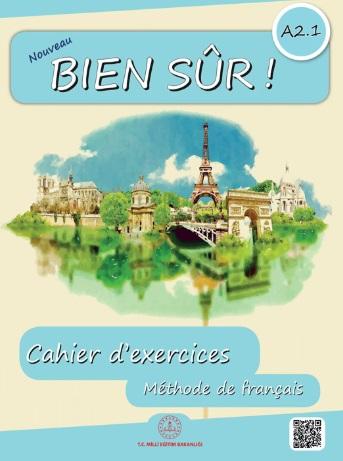 11.Sınıf Fransızca A2.1 Çalışma Kitabı (MEB) pdf indir