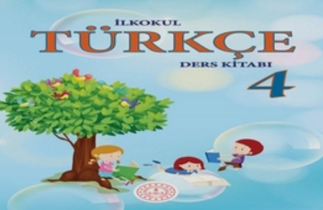 2019-2020 Yılı 4.Sınıf Türkçe Ders Kitabı (MEB) pdf indir