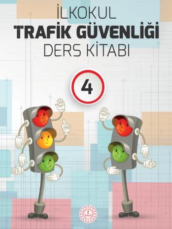 2019-2020 Yılı 4.Sınıf Trafik Güvenliği Ders Kitabı (Meb) pdf indir
