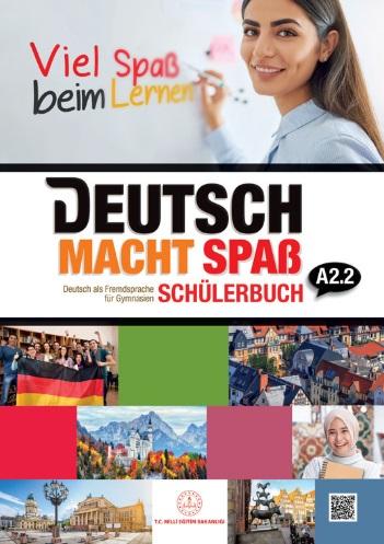 2020-2021 Yılı 11.Sınıf Almanca A.2.2 Ders Kitabı (MEB) pdf indir