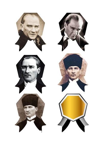 Atatürk rozetleri